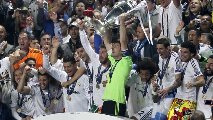 Vive la Final de la UEFA Champions League con Ronaldo Nazario. Sergio Ramos (Momento 5/5)