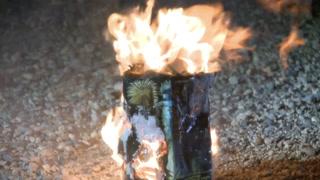 Illegal fireworks in the Las Vegas area garner complaints