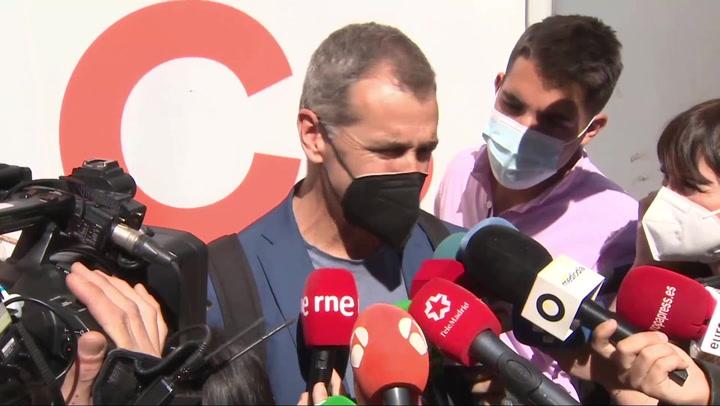 Toni Cantó se marcha de Ciudadanos y renunciará a su acta de diputado en Valencia