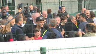 Mbappé vuelve por primera vez a su ciudad como campeón del mundo