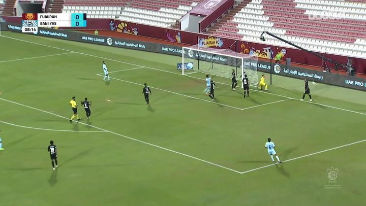 Arabian Gulf Cup: Al Fujairah 1-3 Baniyas SC
