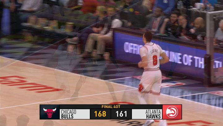 El resumen de la jornada de la NBA del 02/03/2019