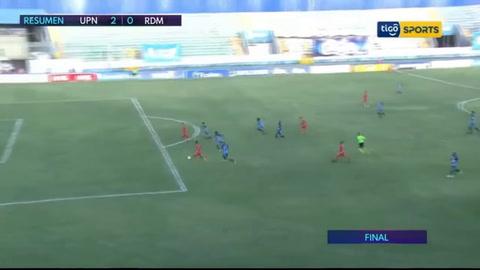 UPN 2-0 Real de Minas (Liga Salvavida)