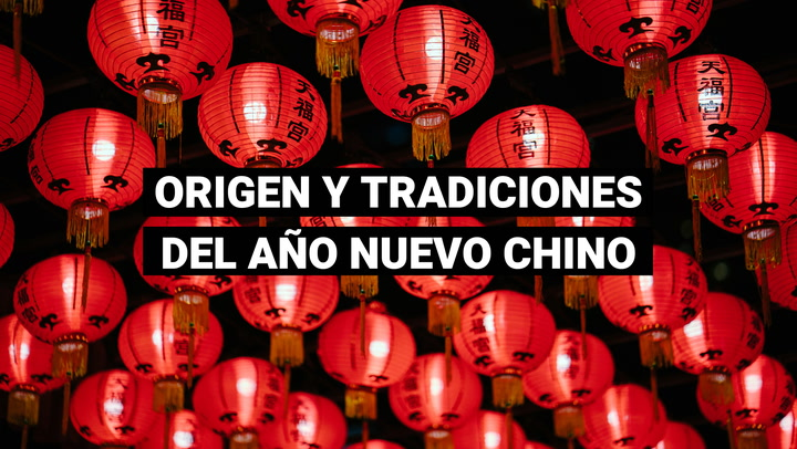 El origen del año nuevo chino: ¿cuáles son sus principales tradiciones?