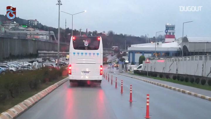 Trabzonspor Gençlerbirliği Maçının Hikayesi