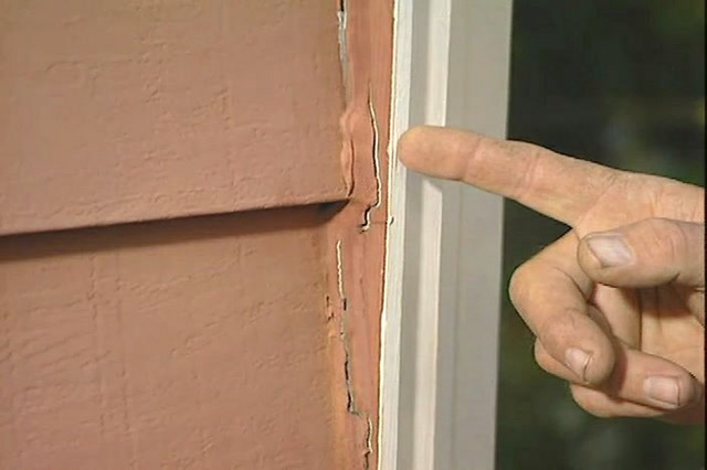 How To Remove And Replace Caulk Around Doors Windows Ron