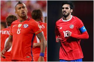 ¡Costa Rica está venciendo a Chile en la fecha FIFA!