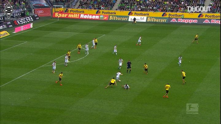 Mönchengladbach's greatest goals against Borussia Dortmund