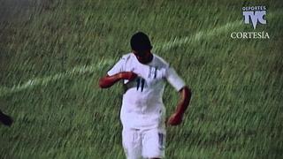 JR Mejía debuta con gol y la H empata contra Martinica