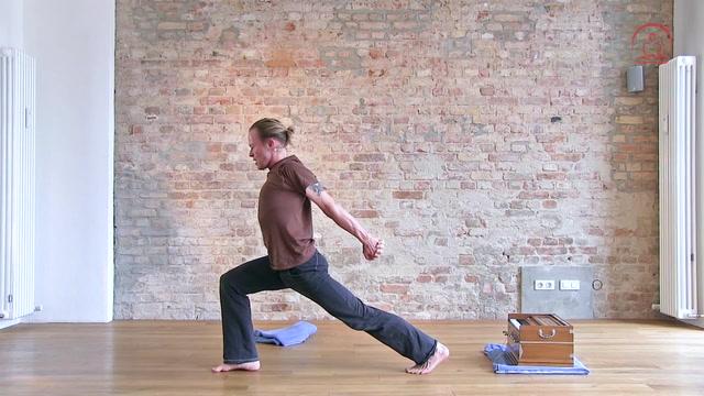 Vinyasa Yoga für den Morgen