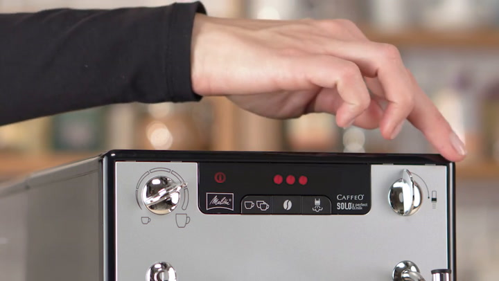 Preview image of Melitta Caffeo Solo & Perfect Milk 1400w Fully Aut video