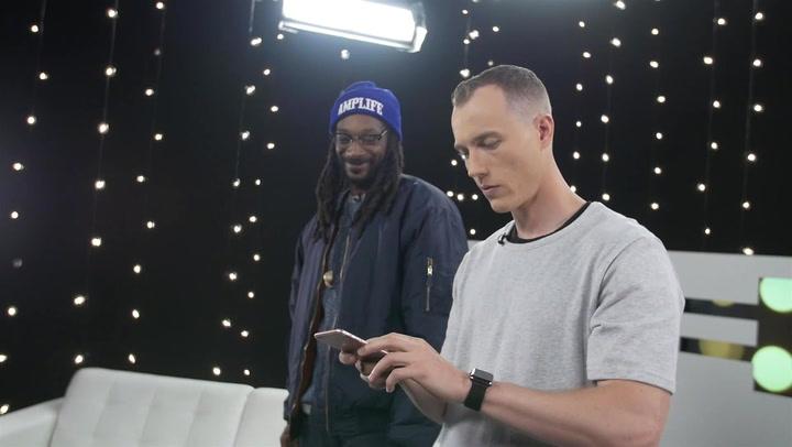 West Coast's Snoop Dogg, Cozz and Travis Mills Hit Up SKEE TV