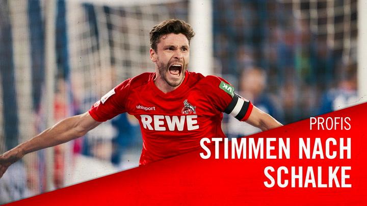 Stimmen nach Schalke