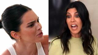 Kardashian-søstre i full krangel: - Du mobbet henne