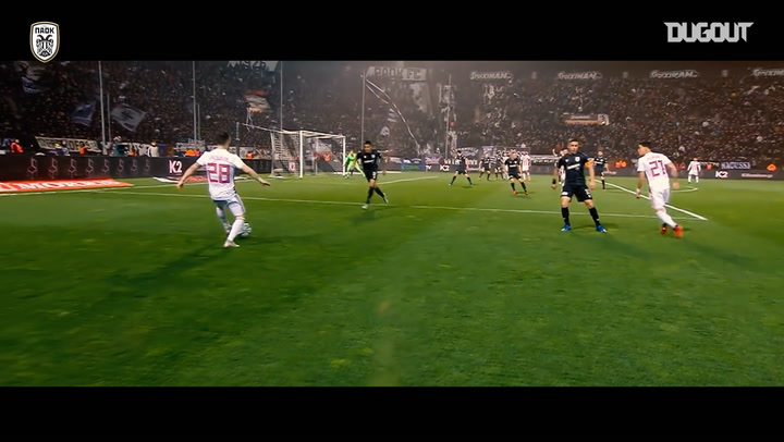 PAOK completes thrilling comeback against Olympiakos in the Greek Cup