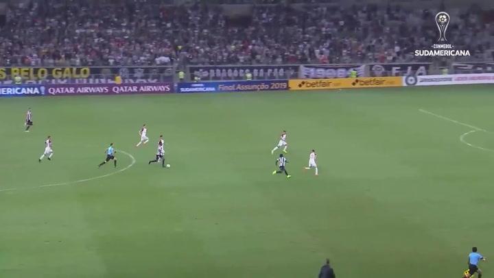 2-1: ¡Colón llega a la final tras derrotar al Mineiro en los penaltis!