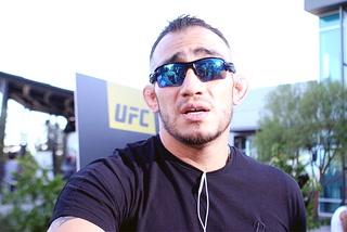 Ferguson says he'll 'embarrass' Kevin Lee at UFC 216
