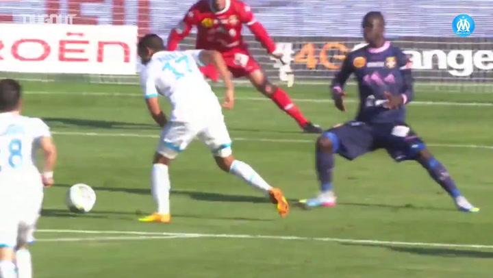 Los mejores cinco goles de Dimitri Payet con el Olympique de Marsella