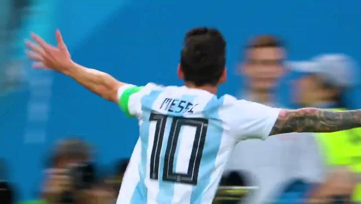 """Messi, loco por """"volver a traer la felicidad a todos"""""""