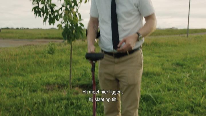 Trailer Cold Case Hammarskjöld