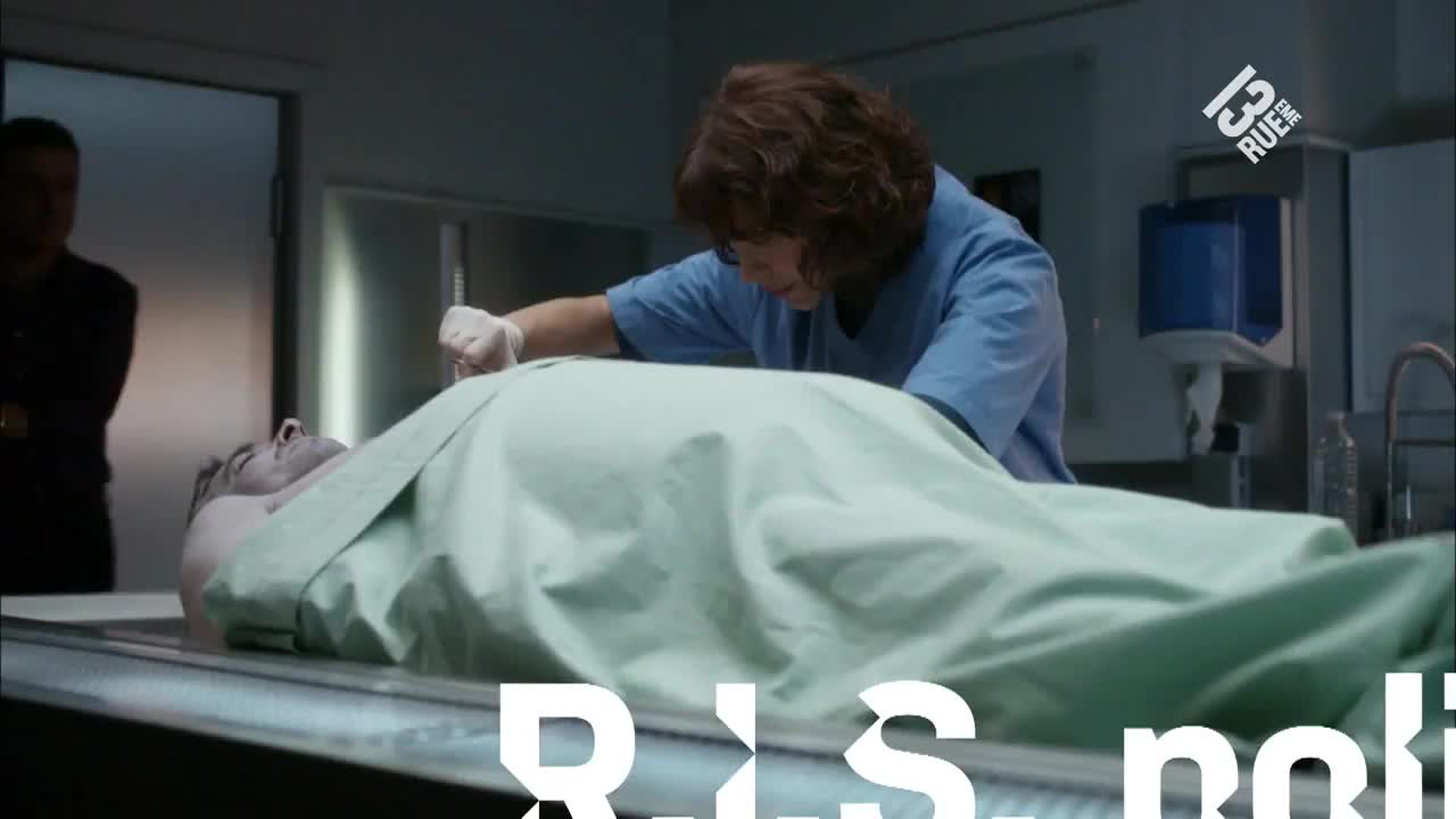R.I.S. Police scientifique : Sur le vif