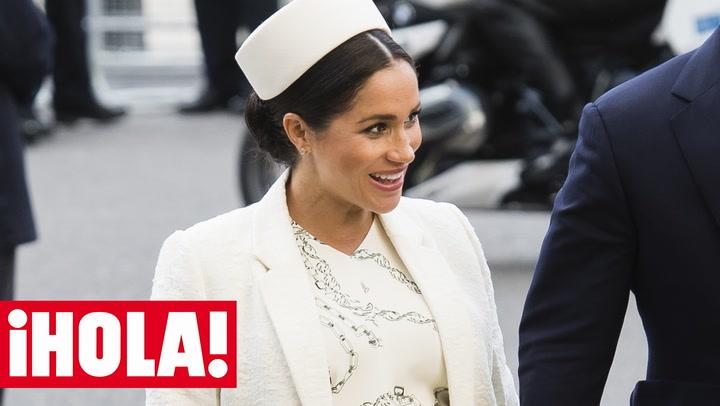 ¿Por qué la Duquesa de Sussex ya no lleva su anillo de compromiso?