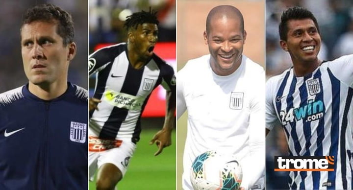 Carlos Ascues, Leao Butrón, Alberto Rodríguez y otros jugadores que ya no seguirían en Alianza Lima el 2021 | VIDEO
