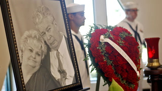Pawn Stars' Richard Harrison honored at memorial service