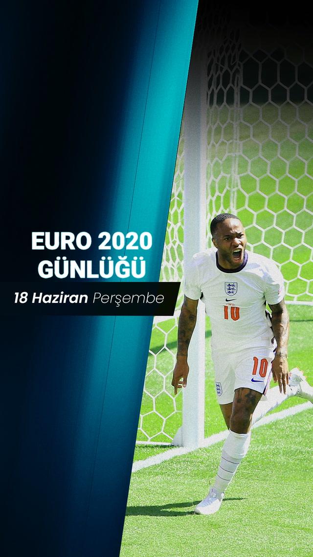 EURO 2020 Günlüğü - 18 Haziran