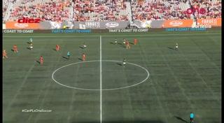 Forge FC gana en Canadá y llegará inspirado ante Olimpia por Liga Concacaf