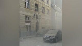 Eksplosjon i Wien