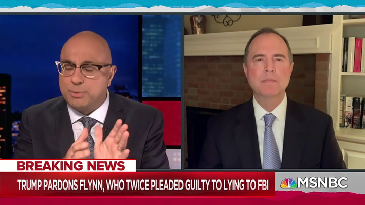 Schiff: Flynn Pardon Demonstrates Our System 'Can Be Exploited by Hostile Foreign Powers'