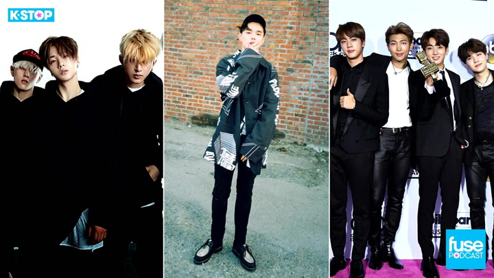 Seventen, iKON, Dean, Syd, and BTS Wins at the 2017 Billboard Music Awards: K Stop