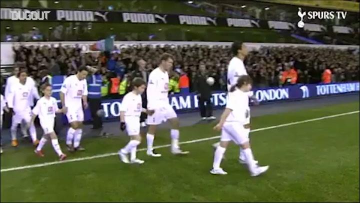 Throwback: Spurs 5-1 Arsenal
