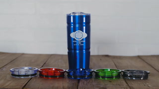 24oz stainless steel tumbler