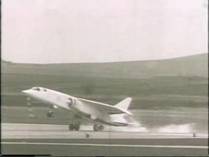 The TSR-2 in Flight