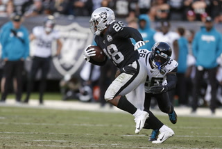 Jacobs doubtful Sunday, Raiders hold final regular season practice – VIDEO