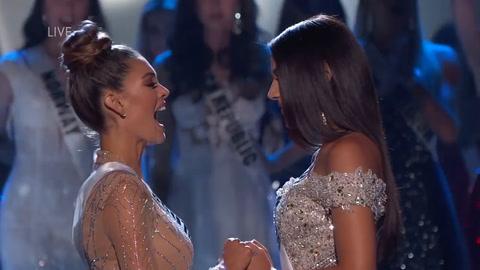 Una sudafricana de 22 años fue coronada Miss Universo
