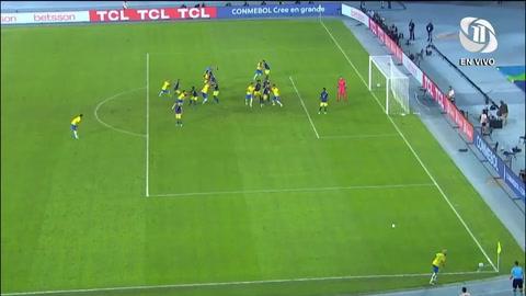 Brasil 2-1 Colombia (Copa América)