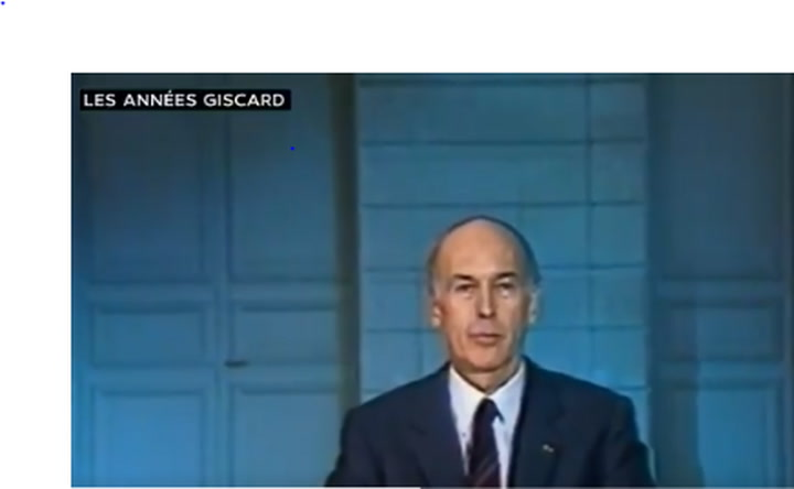 Replay Les annees giscard - Lundi 07 Décembre 2020