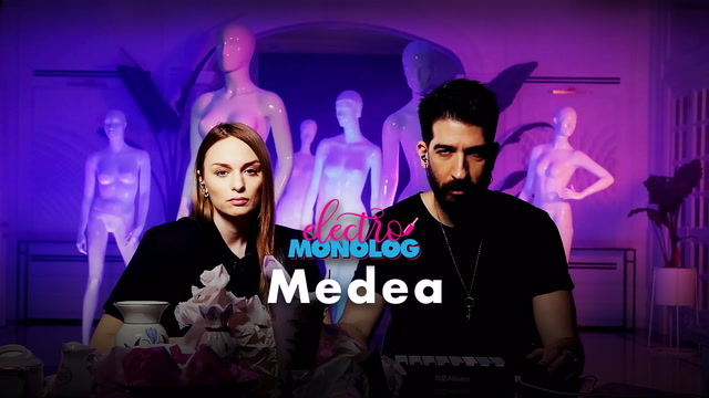 Electro Monolog - Dairo Fo / Medea