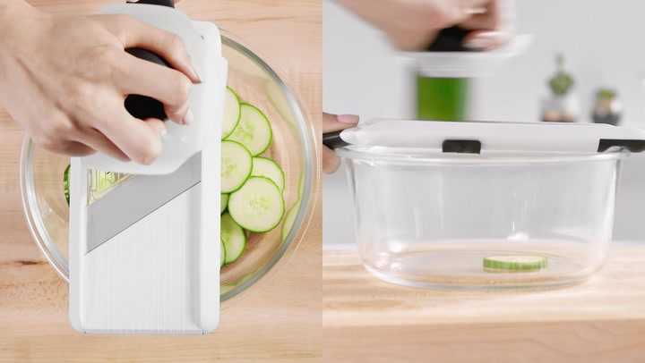 Preview image of OXO Handheld Mandoline video