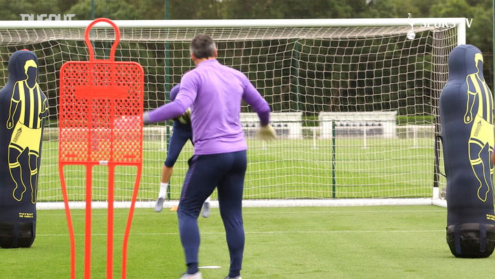 Spurs pre-season: Goalkeeper focus