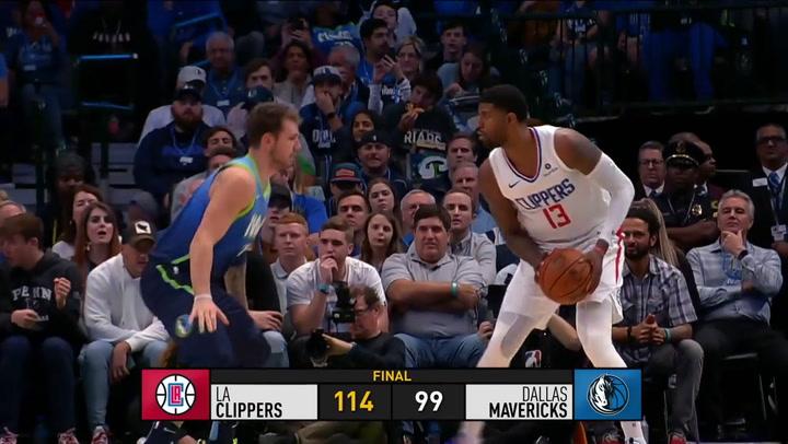 Resumen de la jornada de la NBA, el 27 de noviembre de 2019