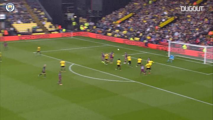 Hat-trick Heroes: Sergio Aguero vs Watford