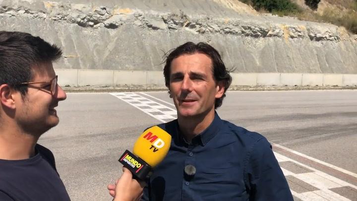 """De la Rosa para MD: """"Sainz ya está entre los 5 mejores pilotos de la parrilla de F1"""""""
