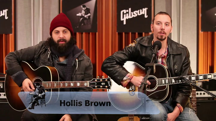 Hollis Brown performs Mi Amor on The Jimmy Lloyd Songwriter Showcase