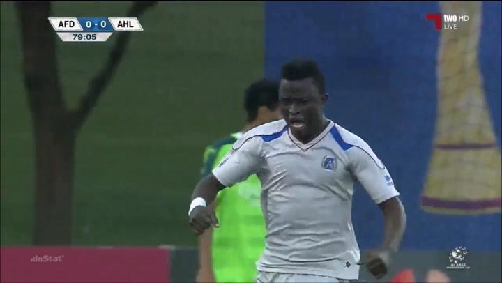 Así juega Souleymane Aw
