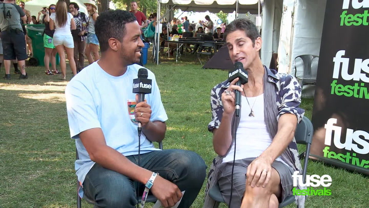 Interviews: Lollapalooza 2014: Perry Farrell