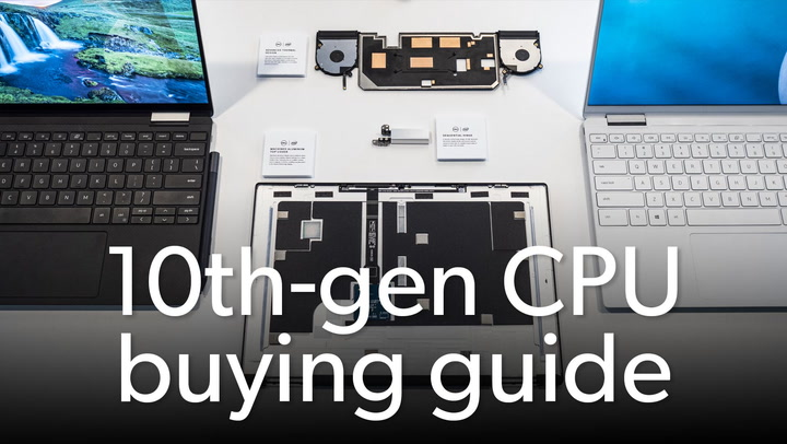 10th-gen CPU buyers guide: We ranked every new Intel laptop CPU for you